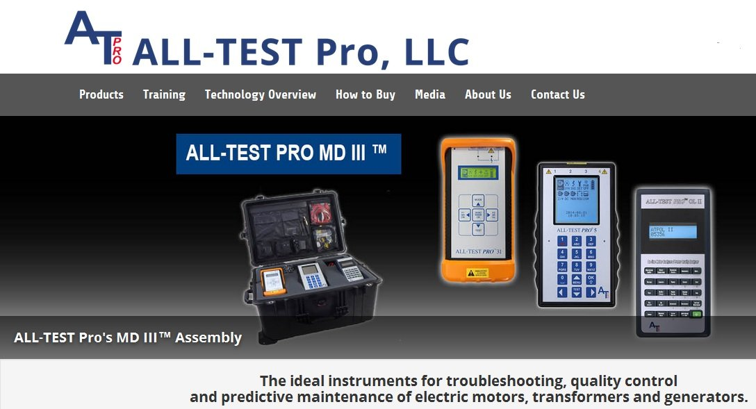All Test Pro MD3 Package